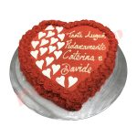 Love Heart Cakes