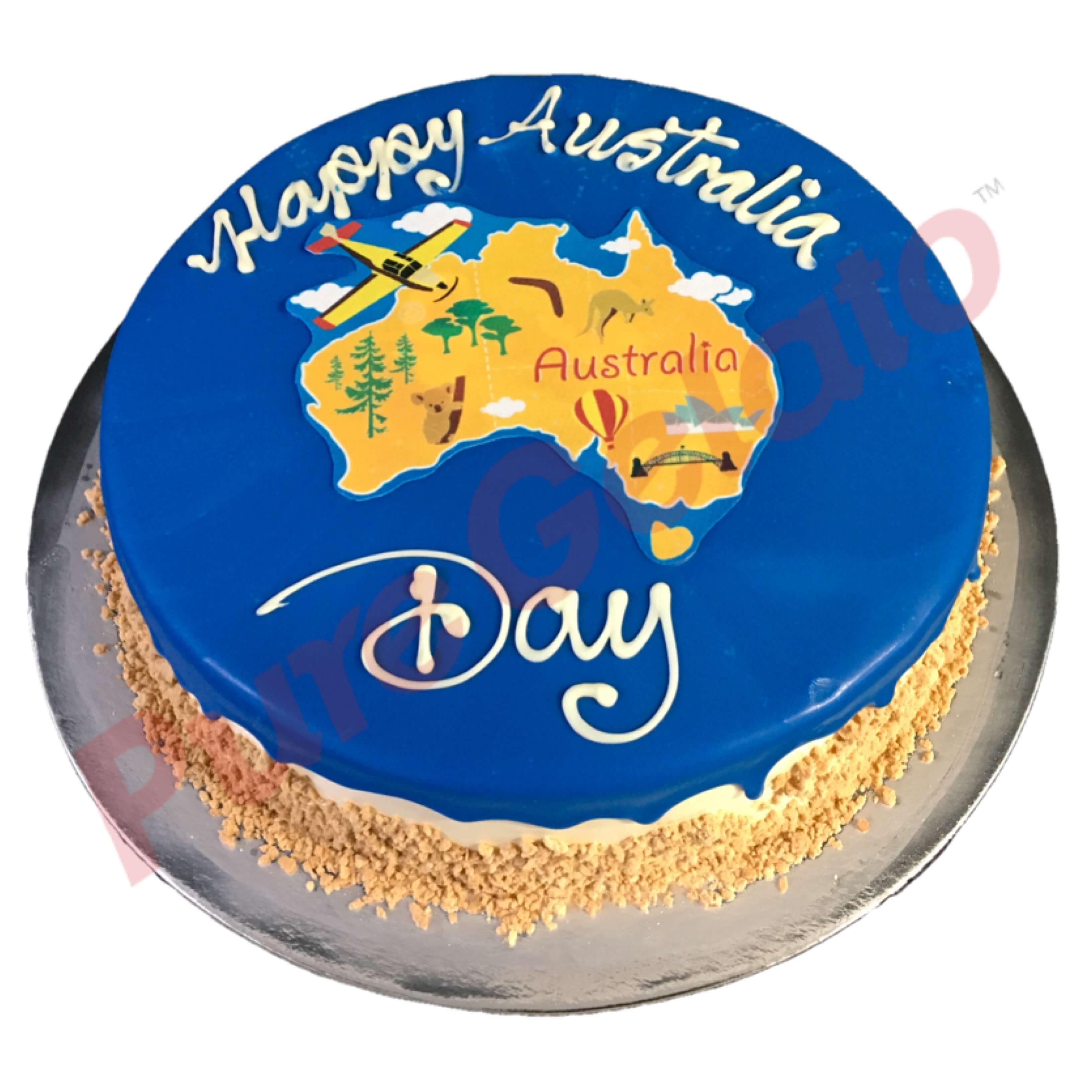Australia Day Cakes